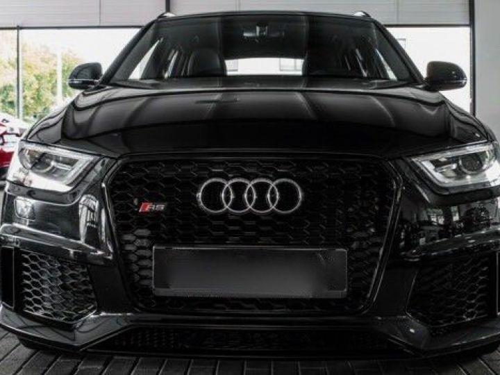 Audi RS Q3 2.5 TFSI 310 QUATTRO Noir effet perlé - 2