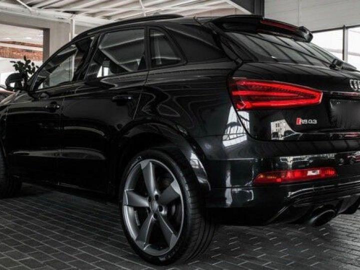 Audi RS Q3 2.5 TFSI 310 QUATTRO Noir effet perlé - 3