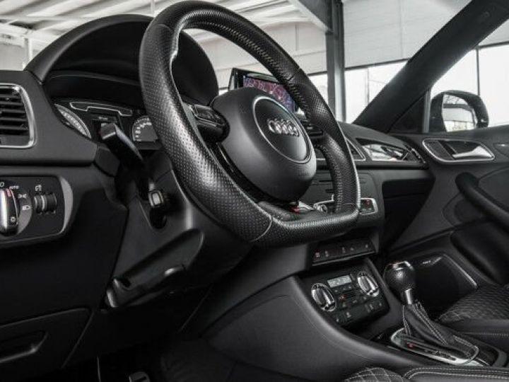 Audi RS Q3 2.5 TFSI 310 QUATTRO Noir effet perlé - 5