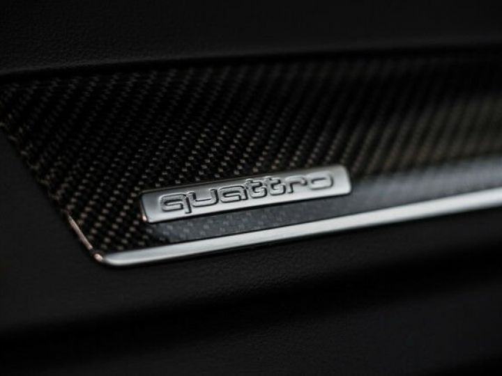 Audi RS Q3 2.5 TFSI 310 QUATTRO Noir effet perlé - 12