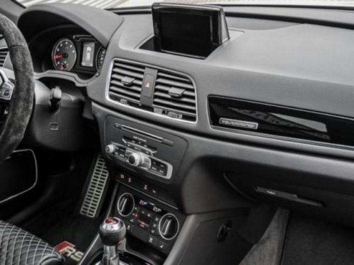 Audi RS Q3 2.5 TFSI 340CH QUATTRO S TRONIC 7 BLANC Occasion - 4
