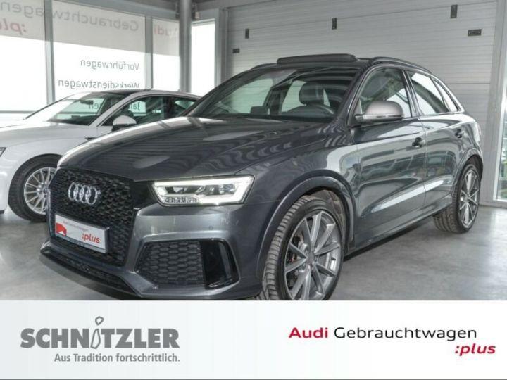 Audi RS Q3 2.5 TFSI 367 Cv *Quattro performance* S Tronic  *Pano / attelage* Gris Anthracitre - 1