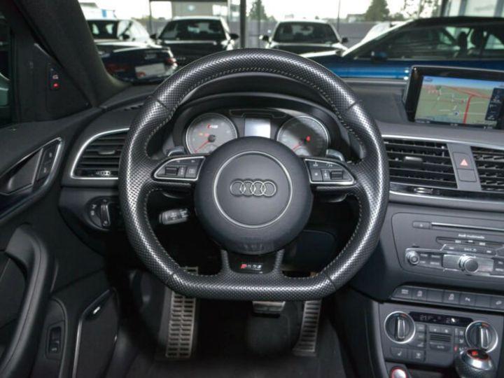 Audi RS Q3 2.5 TFSI 367 Cv *Quattro performance* S Tronic  *Pano / attelage* Gris Anthracitre - 2
