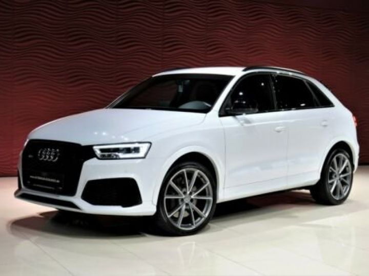Audi RS Q3 2.5 TFSI quattro Blanche - 1