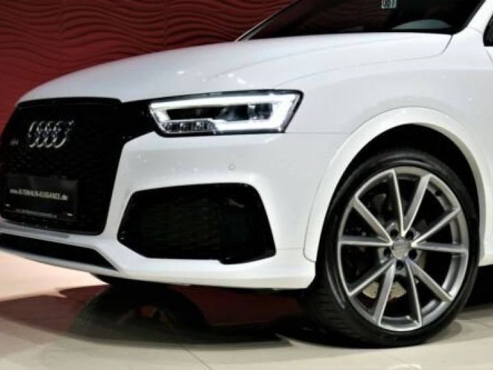 Audi RS Q3 2.5 TFSI quattro Blanche - 6