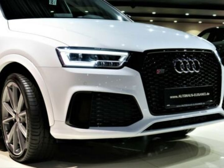 Audi RS Q3 2.5 TFSI quattro Blanche - 8