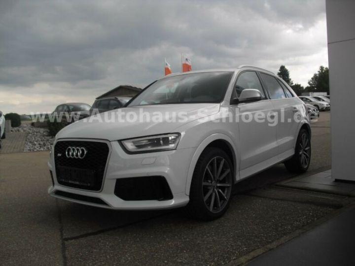Audi RS Q3 2.5 TFSI Quattro Blanc - 1