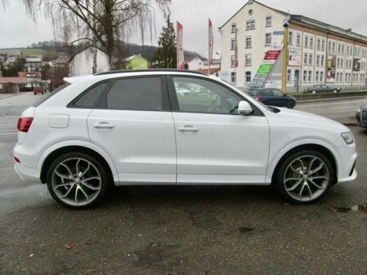 Audi RS Q3 2.5 TFSI Quattro blanc - 2