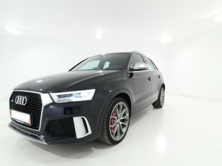Audi RS Q3 2.5 TFSI quattro Noir Peinture métallisée - 1