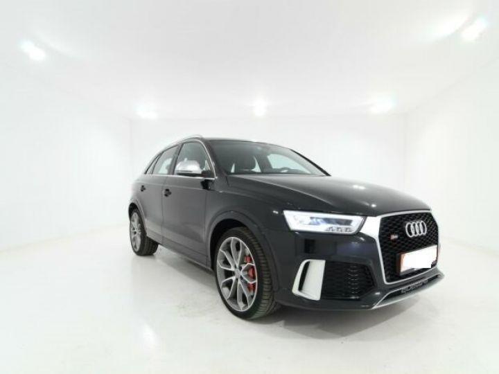 Audi RS Q3 2.5 TFSI quattro Noir Peinture métallisée - 4