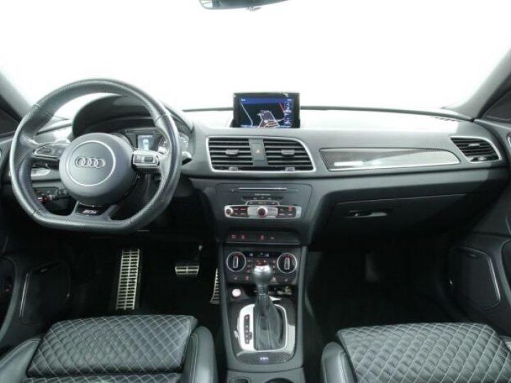 Audi RS Q3 2.5 TFSI quattro Noir Peinture métallisée - 6