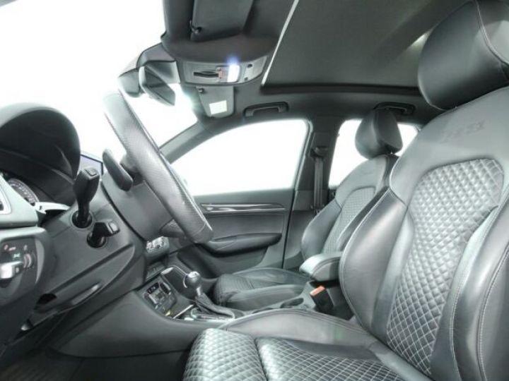 Audi RS Q3 2.5 TFSI quattro Noir Peinture métallisée - 7