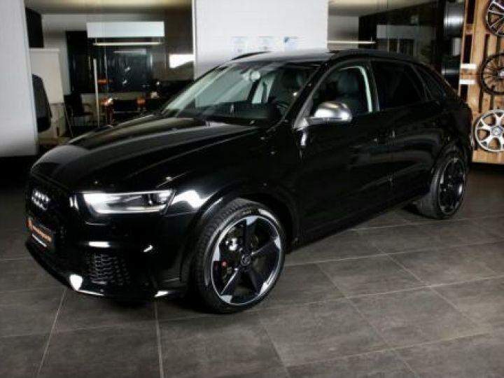 Audi RS Q3 2.5 TFSI quattro FULL BLACK / Pano / Caméra TFSi noir - 1