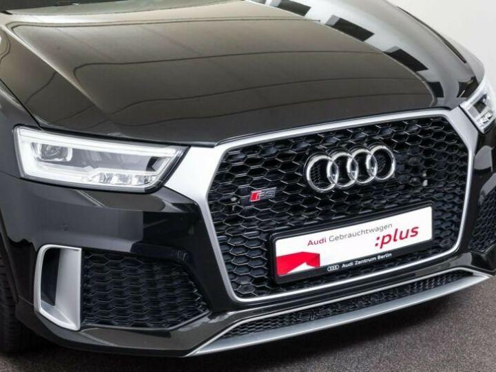Audi RS Q3 # 2.5 TFSI quattro S tronic, 1ere Main Noir Peinture métallisée - 3