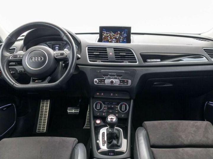 Audi RS Q3 # 2.5 TFSI quattro S tronic, 1ere Main Noir Peinture métallisée - 5