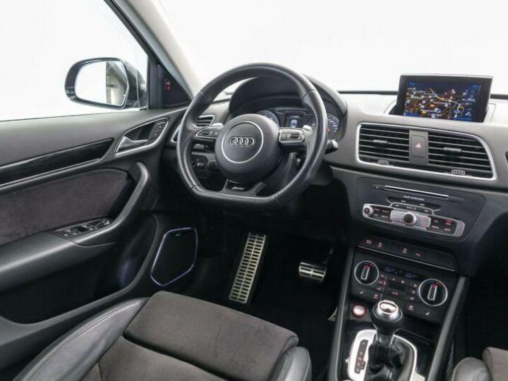 Audi RS Q3 # 2.5 TFSI quattro S tronic, 1ere Main Noir Peinture métallisée - 9