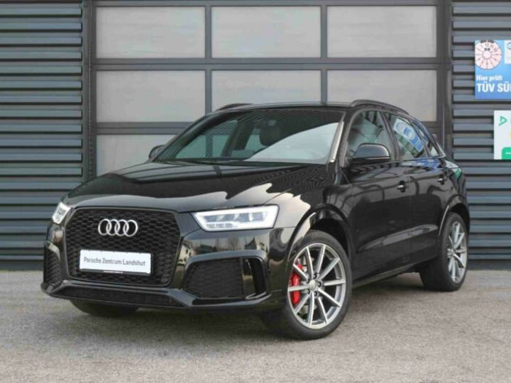 Audi RS Q3 2.5 TFSI quattro S tronic S line Noir Peinture métallisée - 1