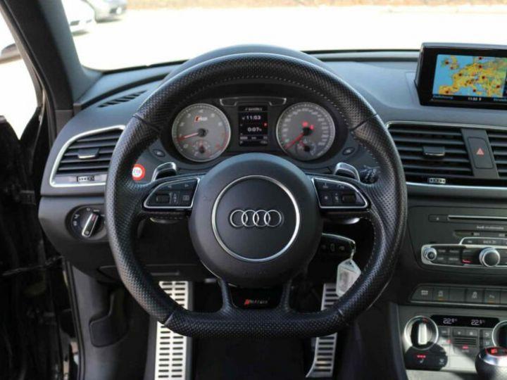 Audi RS Q3 2.5 TFSI quattro S tronic S line Noir Peinture métallisée - 8