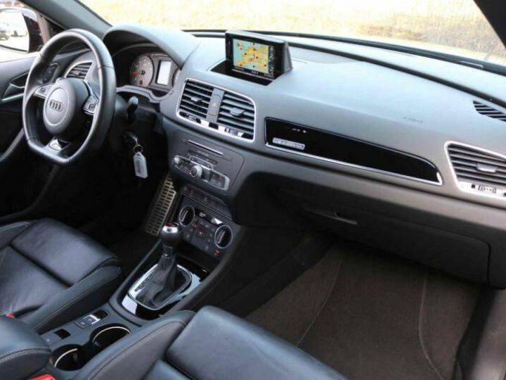 Audi RS Q3 2.5 TFSI quattro S tronic S line Noir Peinture métallisée - 9