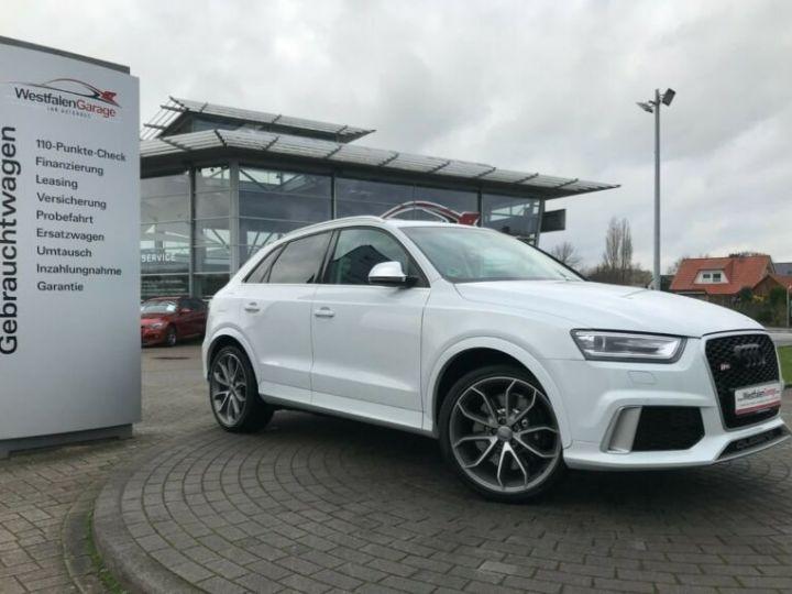 Audi RS Q3 Audi RS Q3 2.5 TFSI 310 ch Quattro S tronic 7 Blanc - 2
