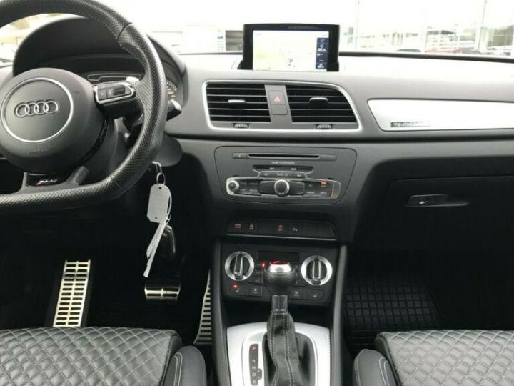 Audi RS Q3 Audi RS Q3 2.5 TFSI 310 ch Quattro S tronic 7 Blanc - 12