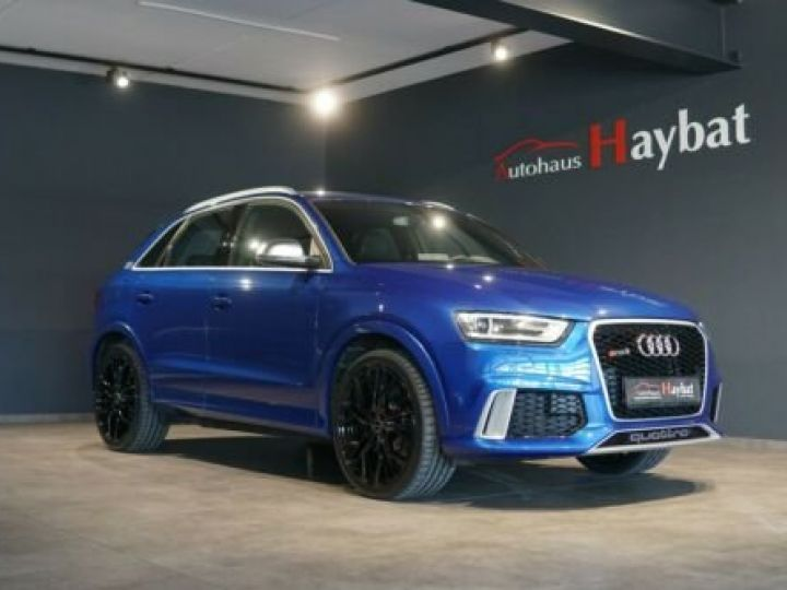 Audi RS Q3 Audi RS Q3 2.5 TFSI quattro/Garantie 12 mois/Financement Cofidis  bleu - 1