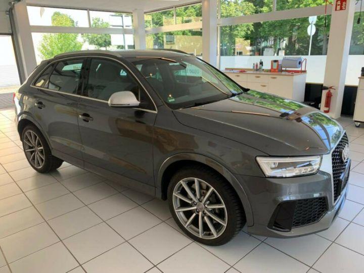 Audi RS Q3 Audi RS Q3 2.5 TFSI quattro LED Bose/Garantie 12 mois/financement cofidis Gris  - 1
