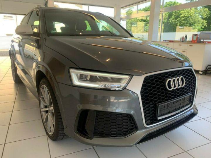 Audi RS Q3 Audi RS Q3 2.5 TFSI quattro LED Bose/Garantie 12 mois/financement cofidis Gris  - 2