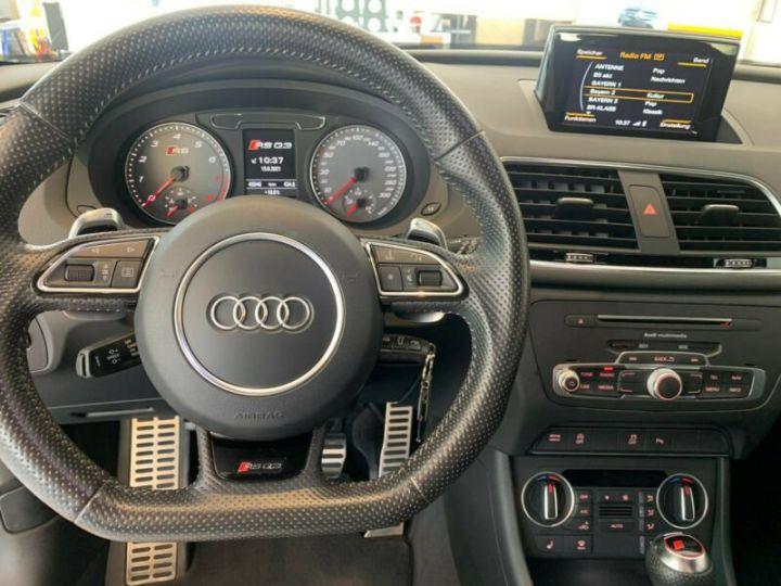 Audi RS Q3 Audi RS Q3 2.5 TFSI quattro LED Bose/Garantie 12 mois/financement cofidis Gris  - 4