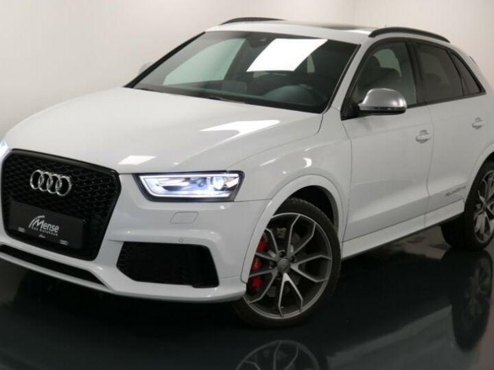 Audi RS Q3 Audi RS Q3 2.5 TFSI quattro S tronic Pano GARANTIE 12 MOIS  Blanc - 1