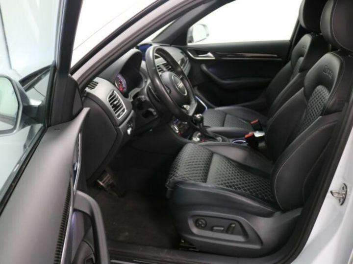Audi RS Q3 Audi RS Q3 2.5 TFSI quattro S tronic Pano GARANTIE 12 MOIS  Blanc - 6