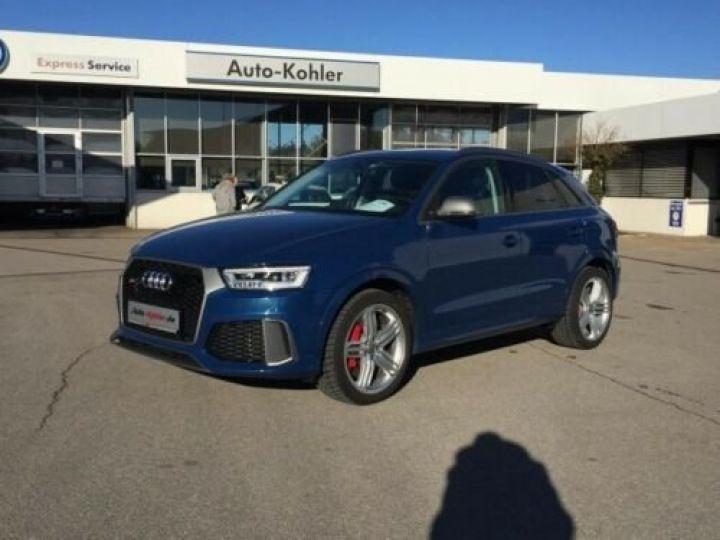 Audi RS Q3 Audi RS Q3 2.5TFSI quattro performance LED/Toit Panoramique/ Diamant/Garantie 12 Mois Bleu - 1