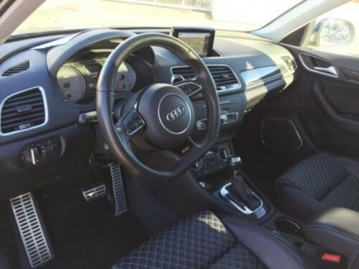 Audi RS Q3 Audi RS Q3 2.5TFSI quattro performance LED/Toit Panoramique/ Diamant/Garantie 12 Mois Bleu - 2