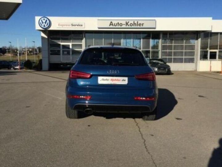 Audi RS Q3 Audi RS Q3 2.5TFSI quattro performance LED/Toit Panoramique/ Diamant/Garantie 12 Mois Bleu - 3