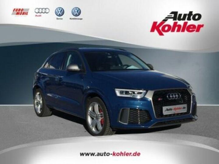Audi RS Q3 Audi RS Q3 2.5TFSI quattro performance LED/Toit Panoramique/ Diamant/Garantie 12 Mois Bleu - 5