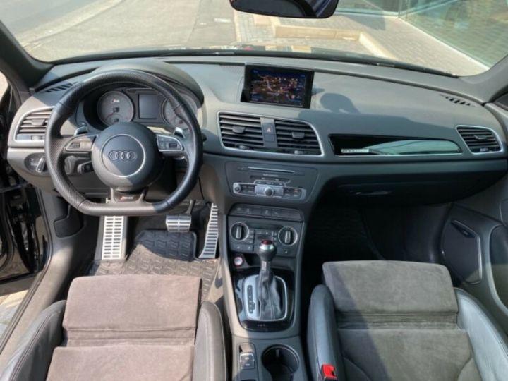 Audi RS Q3 Audi RS Q3 q 20 Navi KeylessGo Bose Caméra panoramique Garantie 12 Mois Noir - 7