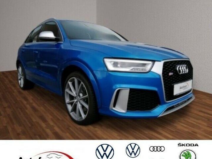 Audi RS Q3 Audi RSQ3 2.5 TFSI quattro Sport/ GARANTIE 12 MOIS  bleu - 1