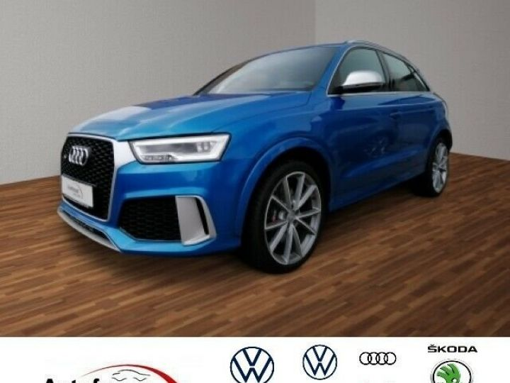 Audi RS Q3 Audi RSQ3 2.5 TFSI quattro Sport/ GARANTIE 12 MOIS  bleu - 9