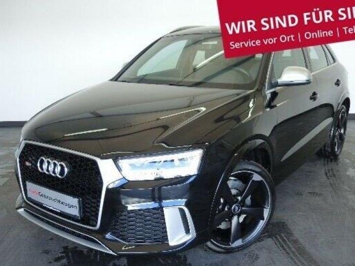 Audi RS Q3 # Inclus Carte Grise, malus écologiques et livraison à votre domicile # Noir Peinture métallisée - 1