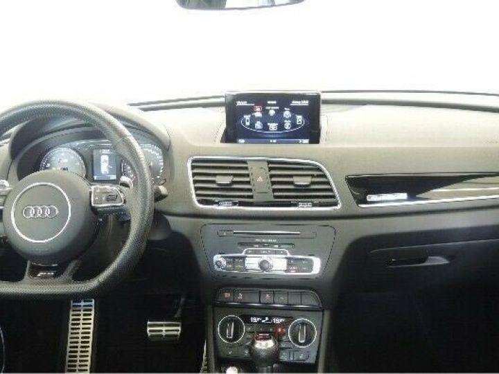 Audi RS Q3 # Inclus Carte Grise, malus écologiques et livraison à votre domicile # Noir Peinture métallisée - 8