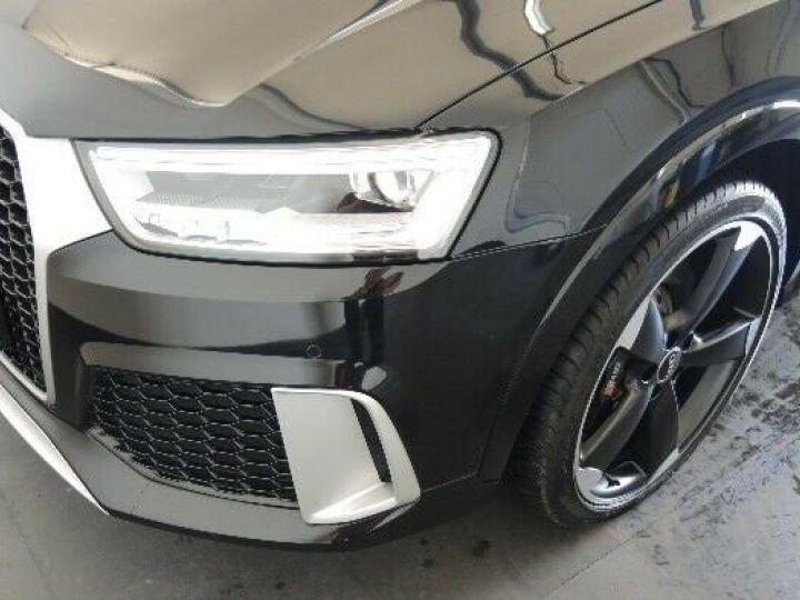 Audi RS Q3 # Inclus Carte Grise, malus écologiques et livraison à votre domicile # Noir Peinture métallisée - 9