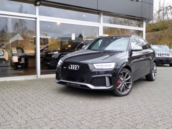 Audi RS Q3 pack performance gris - 1