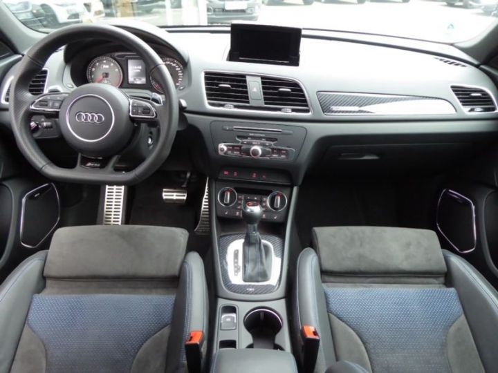 Audi RS Q3 pack performance gris - 3