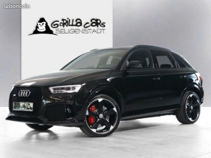 Audi RS Q3 QUATTRO /PANO/ BOSE/ KAM/ AHK/ Noir - 1