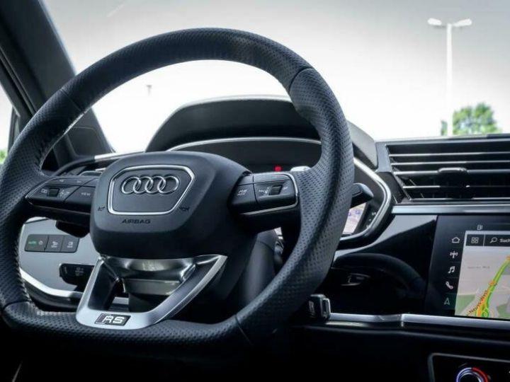 Audi RS Q3 RS Q3 S tronic LED Pano Virtual Nav + Gaz d'échappement noir - 7