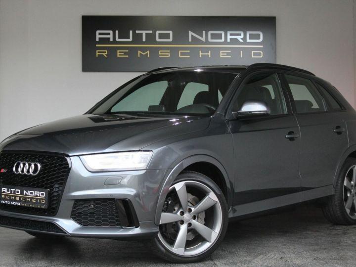 Audi RS Q3 RSQ3 2.5TFSI * diamant *système sans clé * Bose * carbone * rotor * garantie 12 mois GRIS - 1