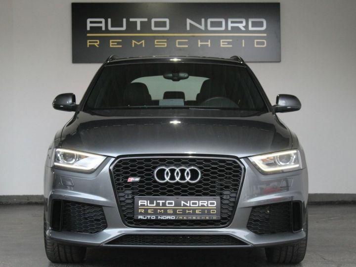 Audi RS Q3 RSQ3 2.5TFSI * diamant *système sans clé * Bose * carbone * rotor * garantie 12 mois GRIS - 2