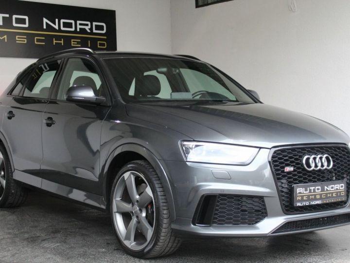 Audi RS Q3 RSQ3 2.5TFSI * diamant *système sans clé * Bose * carbone * rotor * garantie 12 mois GRIS - 3