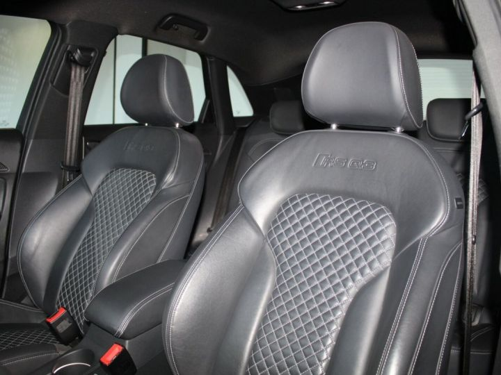 Audi RS Q3 RSQ3 2.5TFSI * diamant *système sans clé * Bose * carbone * rotor * garantie 12 mois GRIS - 10