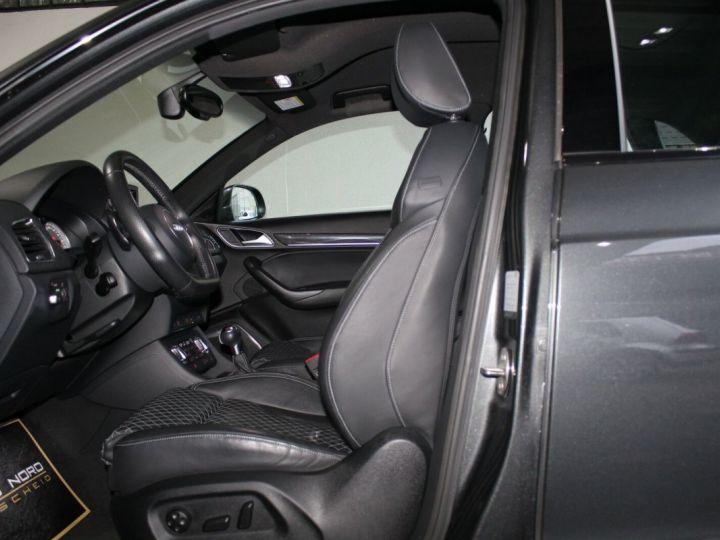 Audi RS Q3 RSQ3 2.5TFSI * diamant *système sans clé * Bose * carbone * rotor * garantie 12 mois GRIS - 11